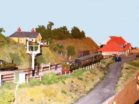 Image of Lynton in 4mm=1ft scale
