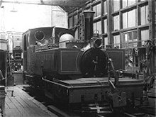 A Manning Wardle in the
