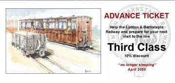 Advance Ticket - Adult - Third Class