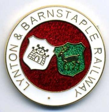 L&BR Pin Badge